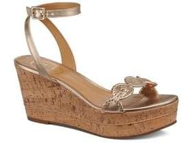 2da2a11d683 Jack Rogers Keri Leather Cork Platform Sandals