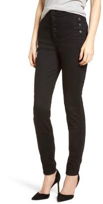 J Brand Natasha Photoready High Waist Skinny Jeans