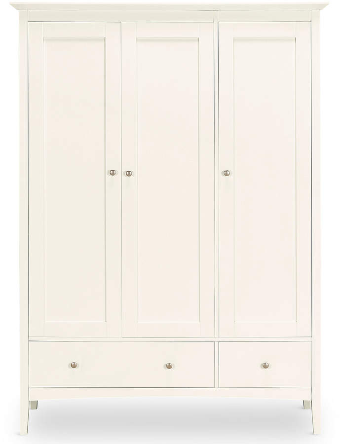 Marks And Spencer Hastings Ivory Triple Wardrobe Kids