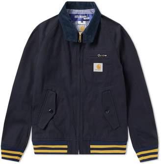 Junya Watanabe x Carhartt Duck Harrington Jacket