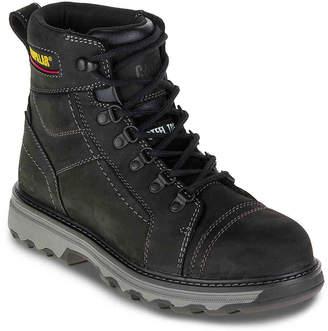 Caterpillar Granger Steel Toe Work Boot -Tan - Men's