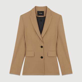 Maje Piped jacket