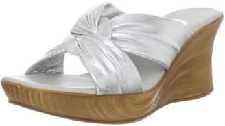 Onex O-NEX Women's Puffy Wedge Sandal