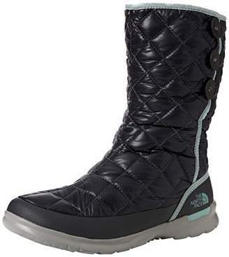 The North Face Women's Thermoball Button-Up Insulated Snow Boots,4 (37 EU)
