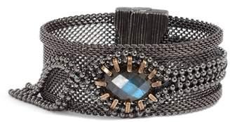 CYNTHIA DESSER Labradorite Bracelet