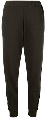 P.A.R.O.S.H. side stripe track trousers