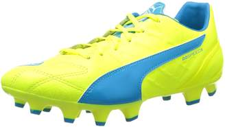 Puma Soccer Shoes Evospeed 3.4 LTH FG 103267 04 Football Men Leather, Shoe Size:EUR 42.5