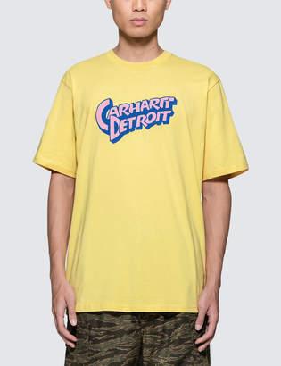 Carhartt Work In Progress Doctor Detroit S/S T-Shirt