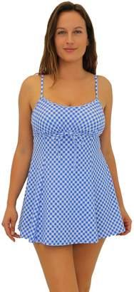 Fit 4 U Fit 4 Ur Thighs Check it Out! Drawstring Dress