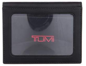 Tumi Smooth Leather Card Holder