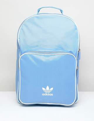adidas Adicolor Backpack In Blue Cw0631