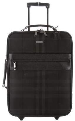 Burberry Rolling Trolley Luggage