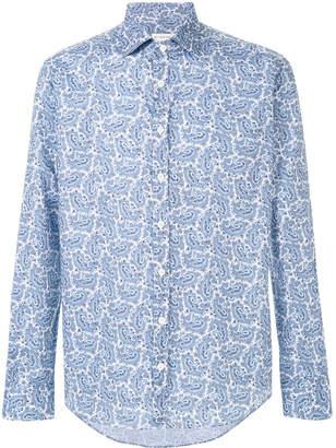 Etro paisley print shirt