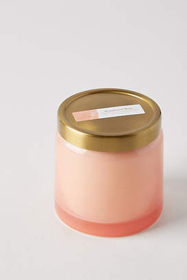 Aspen Bay Glass Candle