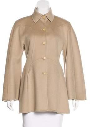Ralph Rucci Cashmere Short Coat