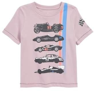 Peek Race Car Graphic T-Shirt