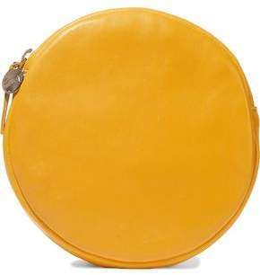 Clare Vivier Circle Leather Clutch