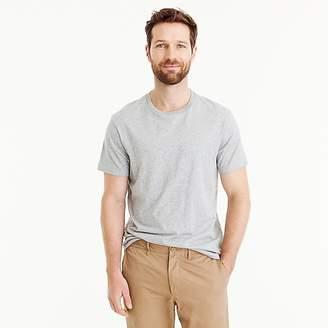 J.Crew Mercantile Broken-in crewneck T-shirt in heather grey
