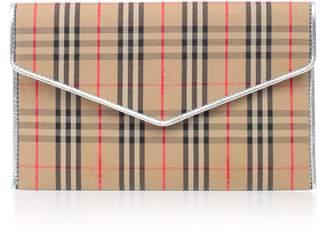Burberry Medium 1983 Check Envelope Pouch
