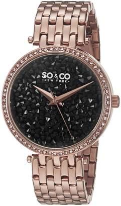 Co SO & New York Women's 5080.4 Madison Analog Wrist Watch