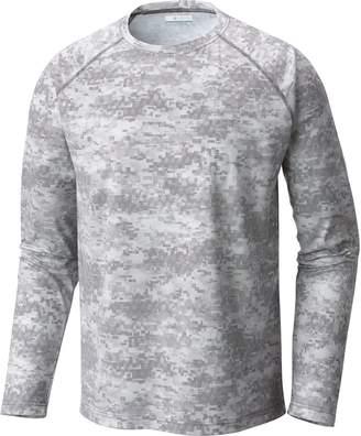 Columbia Solar Shade Printed Long-Sleeve Shirt - Men's