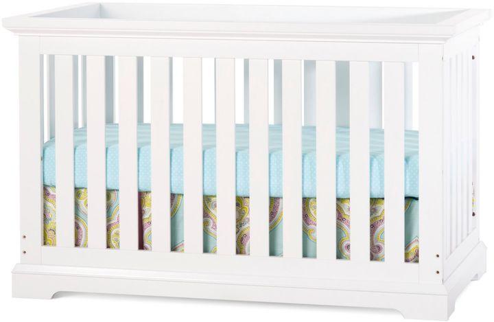 Child CraftChild CraftTM Kayden 4-in-1 Convertible Crib in White