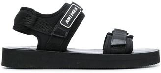 Ami Paris Neoprene Sandal