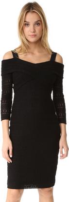 Shoshanna Renee Lace Dress $395 thestylecure.com