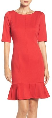 Ivanka Trump Ponte Trumpet Dress $138 thestylecure.com