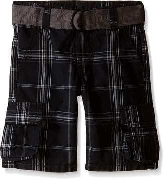 Wrangler Husky Boys' Fashion Cargo Shorts