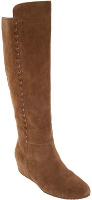 Isola Tall Suede Boots - Taveres