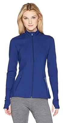 Skechers Women's Go Walk Long Sleeve Full Zip Warm up Jacket