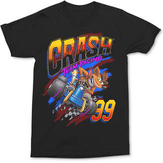 Crash Bandicoot Men Graphic T-Shirt