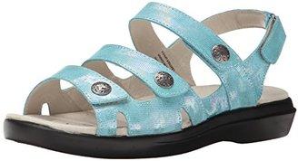 Propet Women's Bahama Slide Sandal $69.95 thestylecure.com