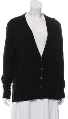 Vince Knit V-Neck Cardigan