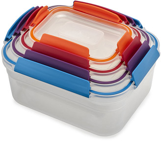 Joseph Joseph Nest Lock Compact Storage Containers - Multicolour - Set of 4