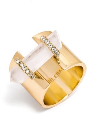 Quartz Ring $32 thestylecure.com