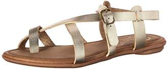 Leila Miss Vogue Toe Loop Sandal (Little Kid/Big Kid)