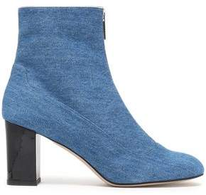 Camilla Elphick Denim Ankle Boots