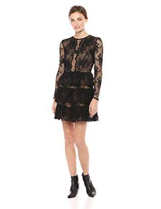 Bailey 44 Women's Riviera Lace Tiered Dress