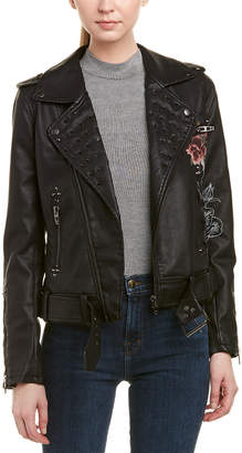 Blank NYC Studded Jacket