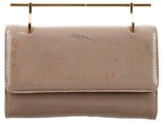 M2Malletier Patent Crossbody Bag