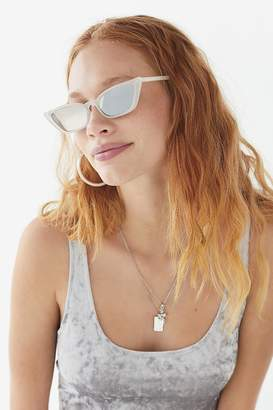 Urban Outfitters Cleo Square Cat-Eye Sunglasses