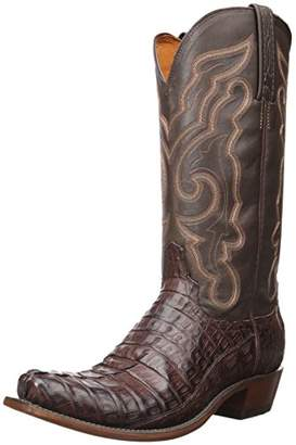 Lucchese Bootmaker Men's Franklin Western Boot 9 2E US