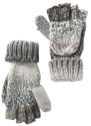 Melrose and Market Marled Pop Top Mittens