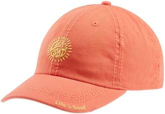 Life is Good Sun-Washed Sunshine Chill Cap