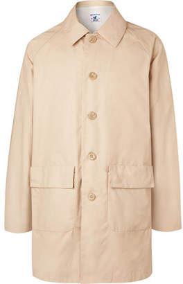 Arpenteur Cotton-Gabardine Coat