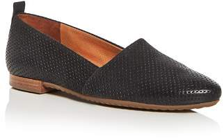 Paul Green Women's Perry Perforated Leather Flats