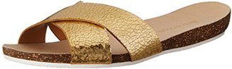 Enzo Angiolini Women's Flyby Slide Sandal $79 thestylecure.com