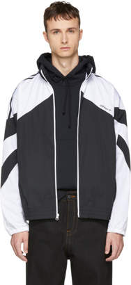 adidas Black and White Palmeston Jacket